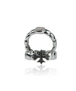 anello_uomo_diamanti_neri